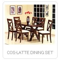 COS-LATTE DINING SET